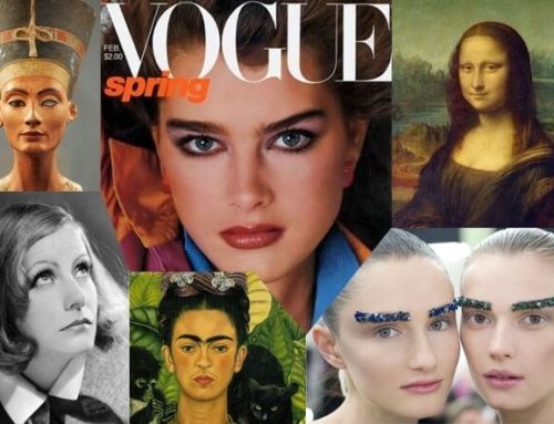 Evolution and History of Eyebrows…